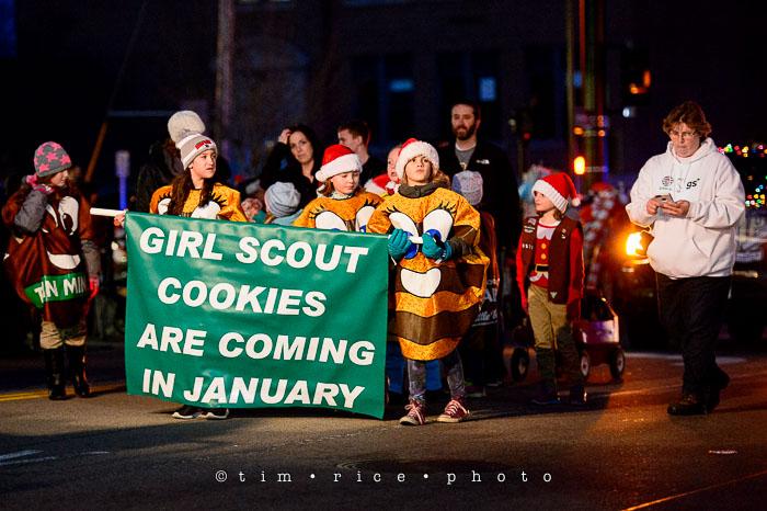 Yr7•081-365•2258•The Milford Santa Parade