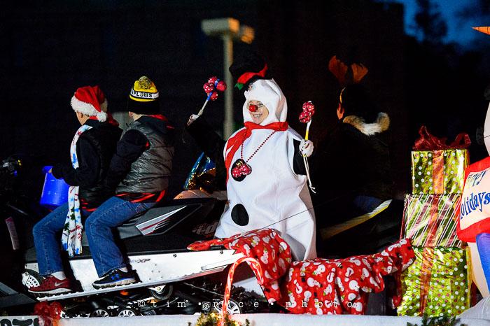 Yr7•082-365•2258•The Milford Santa Parade