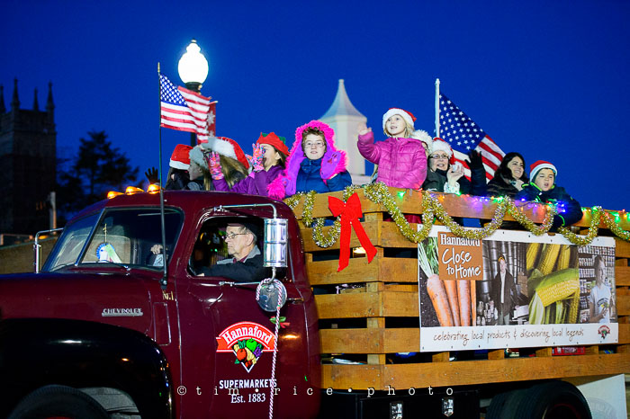 Yr7•084-365•2258•The Milford Santa Parade