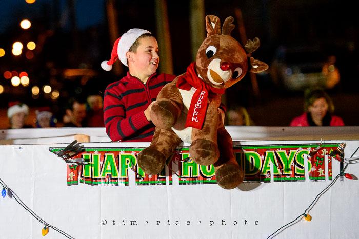 Yr7•085-365•2258•The Milford Santa Parade