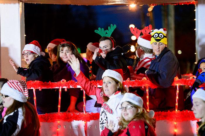 Yr7•087-365•2258•The Milford Santa Parade