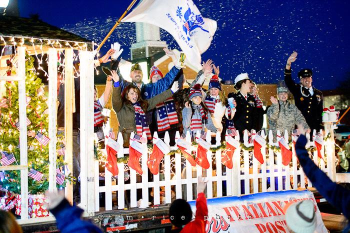 Yr7•090-365•2258•The Milford Santa Parade
