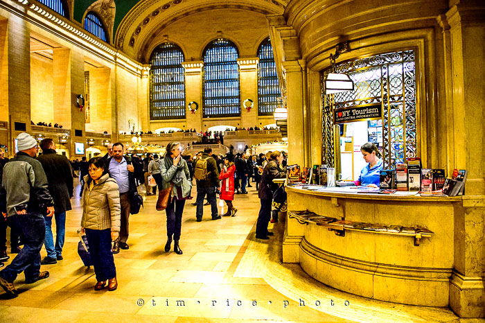 Yr7•090/365•2281 Grand Central Information December 29, 2015