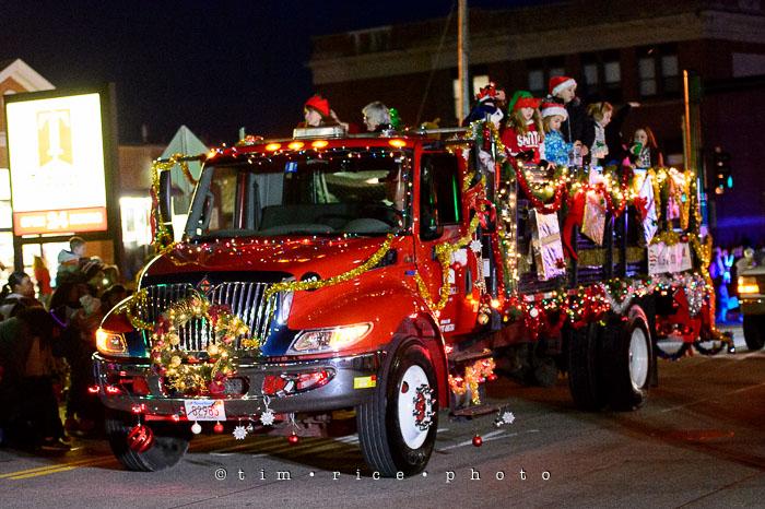 Yr7•092-365•2258•The Milford Santa Parade