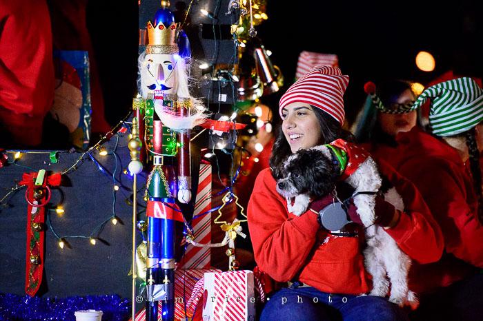 Yr7•093-365•2258•The Milford Santa Parade