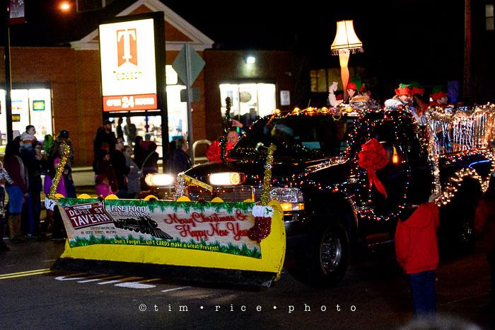 Yr7•095-365•2258•The Milford Santa Parade