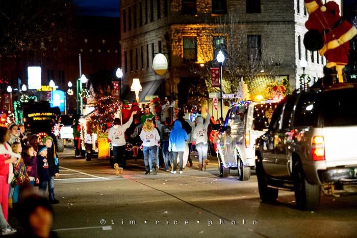 Yr7•096-365•2258•The Milford Santa Parade