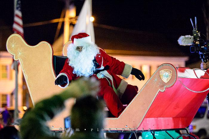 Yr7•099-365•2258•The Milford Santa Parade