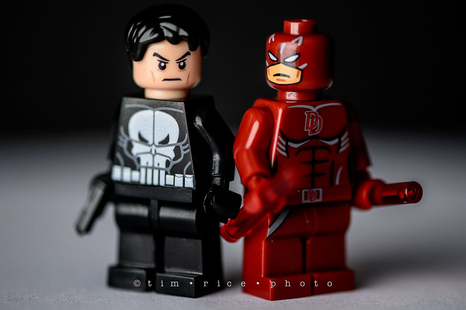 Yr7•180-366•2371•Daredevil & Punisher